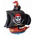 Пиратский корабль (2 цвета)